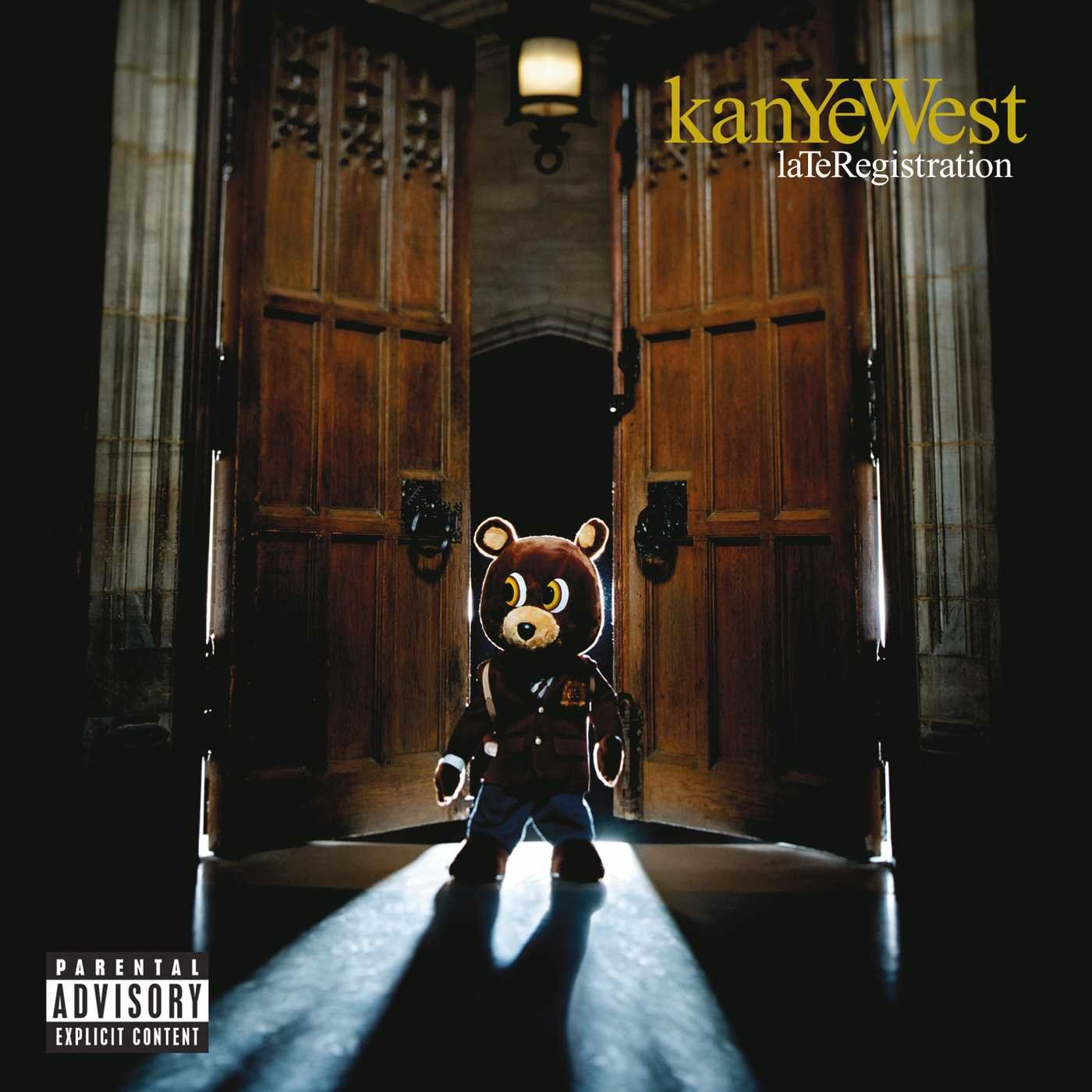 CD : Kanye West - Late Registration [Explicit Content]