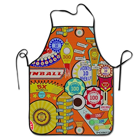 PTYHR Delantal de Cocina Mujer, Resistente al Agua y fácil de ...