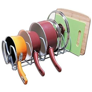 Taylor & Brown® - Estante organizador para almacenamiento, armario de cocina y despensa