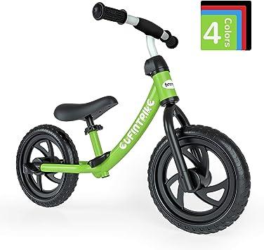 besrey Bicicleta sin Pedales para niño Bicicletas sin Pedales de 3 ...