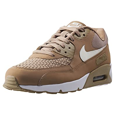 NIKE Chaussures Air Max 90 Ultra 2.0 Se, Kaki/Blanc