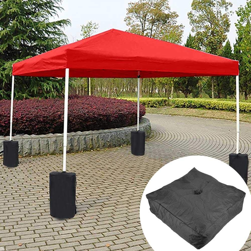 Tent Sandbag Fixed Base,Portable Weight Sandbag for Outdoor Tent Sunshade Parasol Umbrella Holder Feather Flag Base Supported