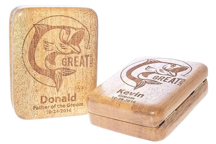 Amazon Wedding Gift Personalized Fly Fishing Box Lure Box