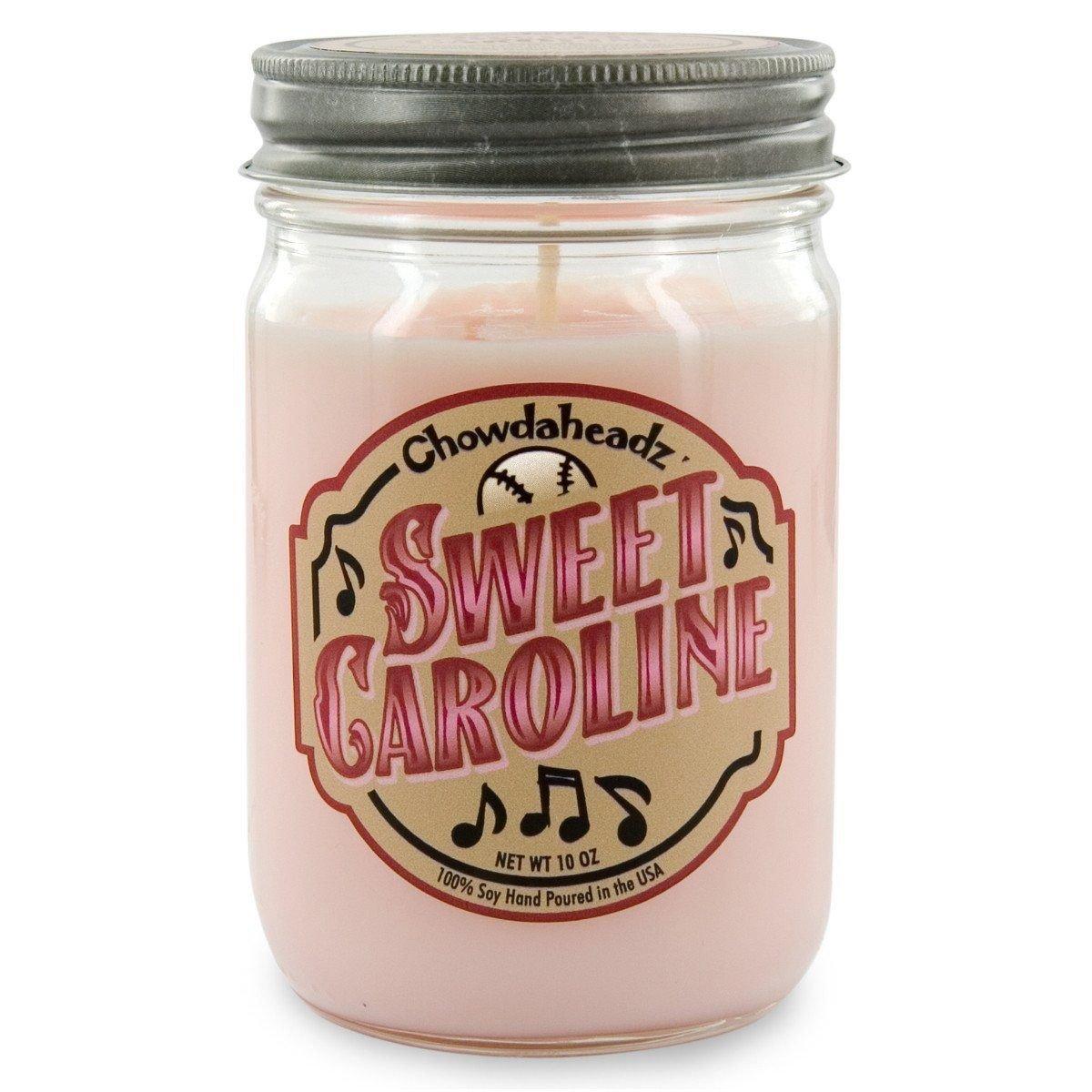 Sweet Caroline Candle 100 %大豆、すべての自然、Made in the USA by Chowdaheadz B00NGXTGQC