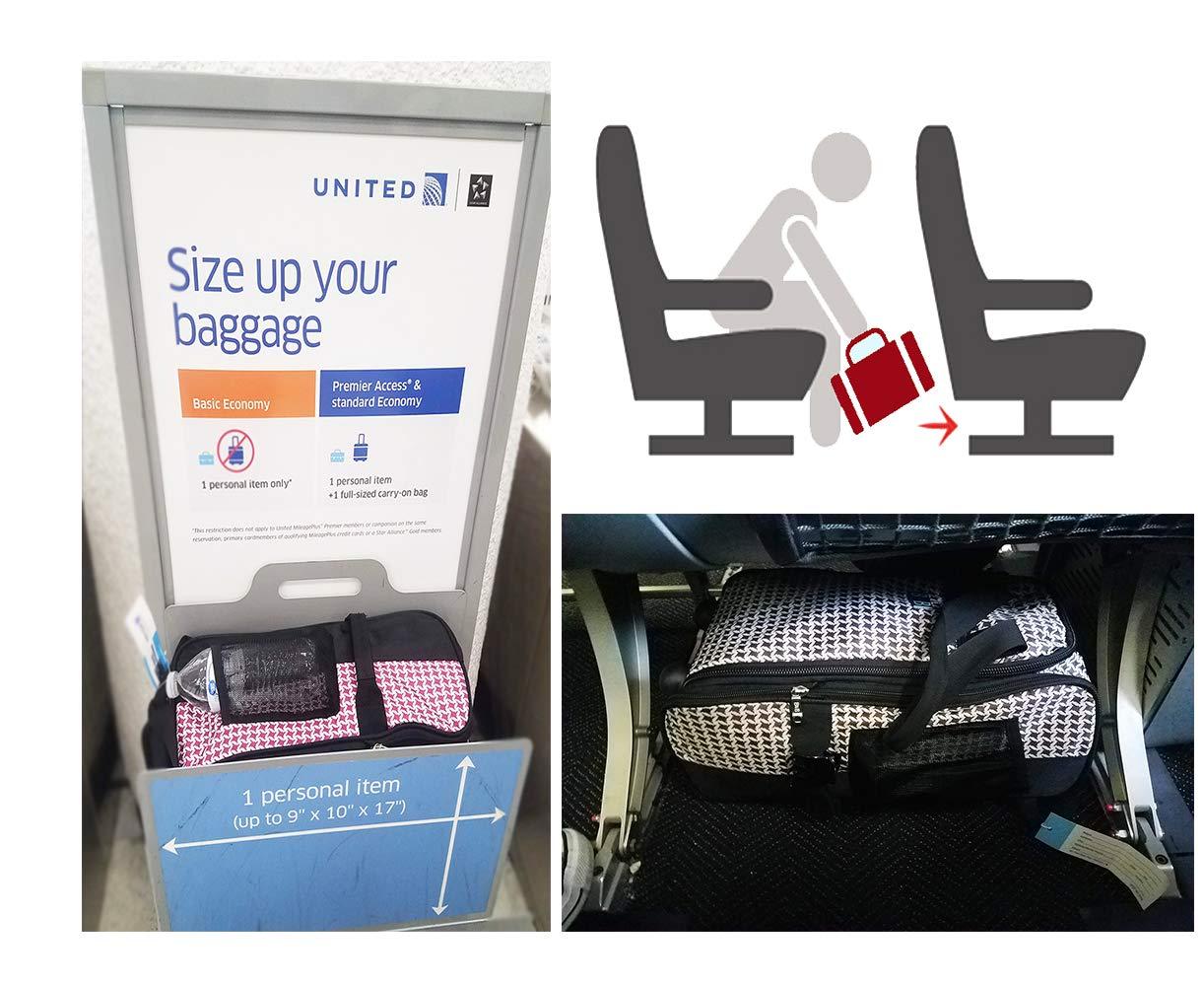 18x14x8 Bag Best Personal Item Bags For Spirit Jetblue Allegiant,Modular Kitchen Designs Catalogue 2020