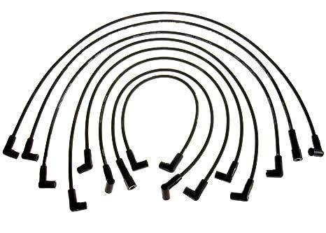 Amazon Com Acdelco 608n Gm Original Equipment Spark Plug Wire Set
