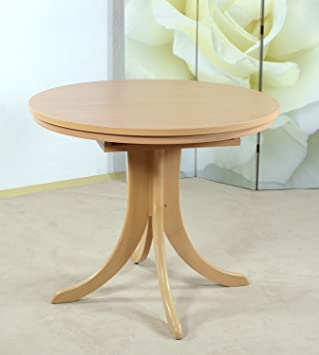Farbe Buche bistrotisch rom farbe buche natur amazon de küche haushalt