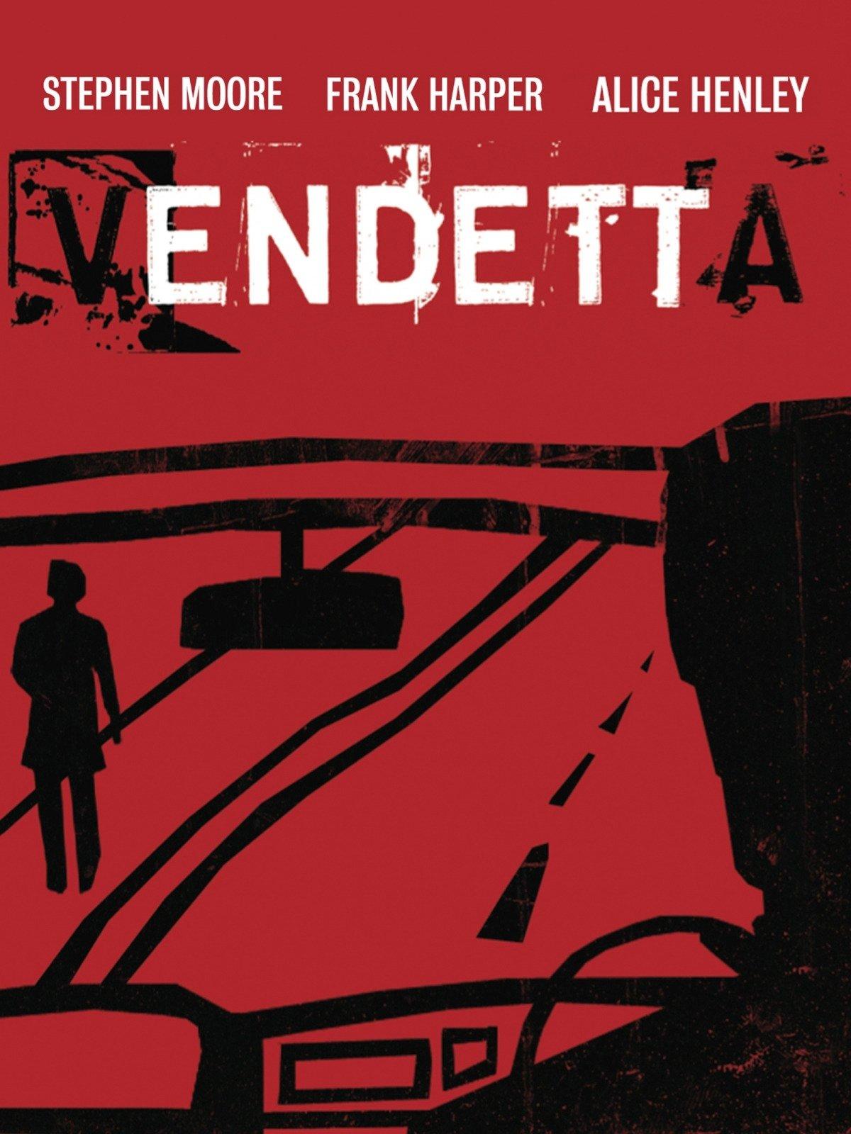 Vendetta on Amazon Prime Video UK