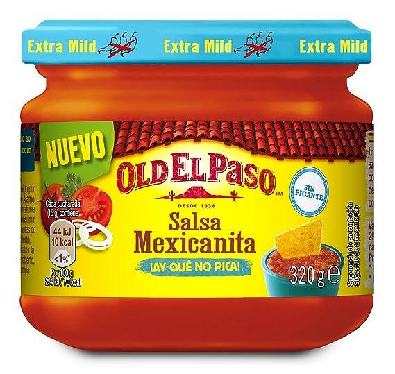 Old El Paso - Salsa Mexicanita ¡Ay, Que No Pica! 320 g
