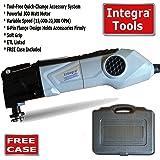 IntegraTools PRO Multi Tool Multi-Purpose Oscillating Tool and Hard Case