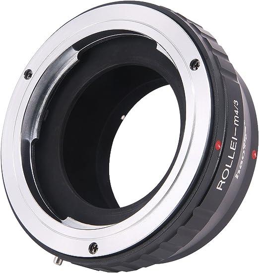 Praktica PB Lens to Micro 4//3 Adapter /& for Olympus E-PL6 E-PL7 E-PL8 OM-D E-M1E-PM2 E-PM1 Pen-F /& for Panasonic G7 G9 GF6 GF7 GF8 GH5 GM5 GX7 GX8 GX9 GX85 GX80 GX850