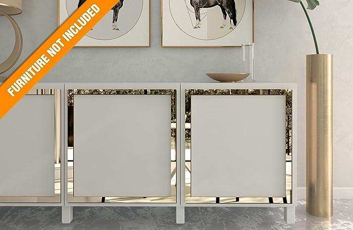 Amazon Com Homeartdecor Faro Fretwork Suitable For Ikea Besta