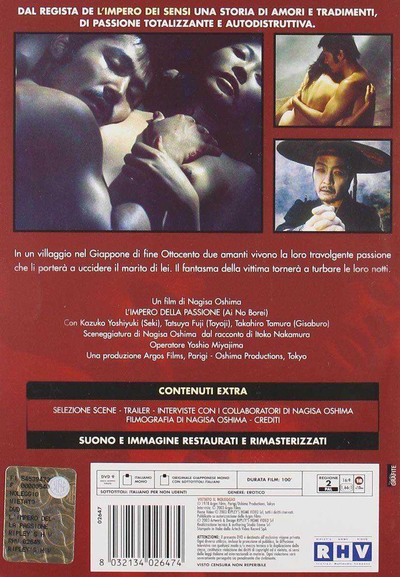 film di passione film erotici vietati