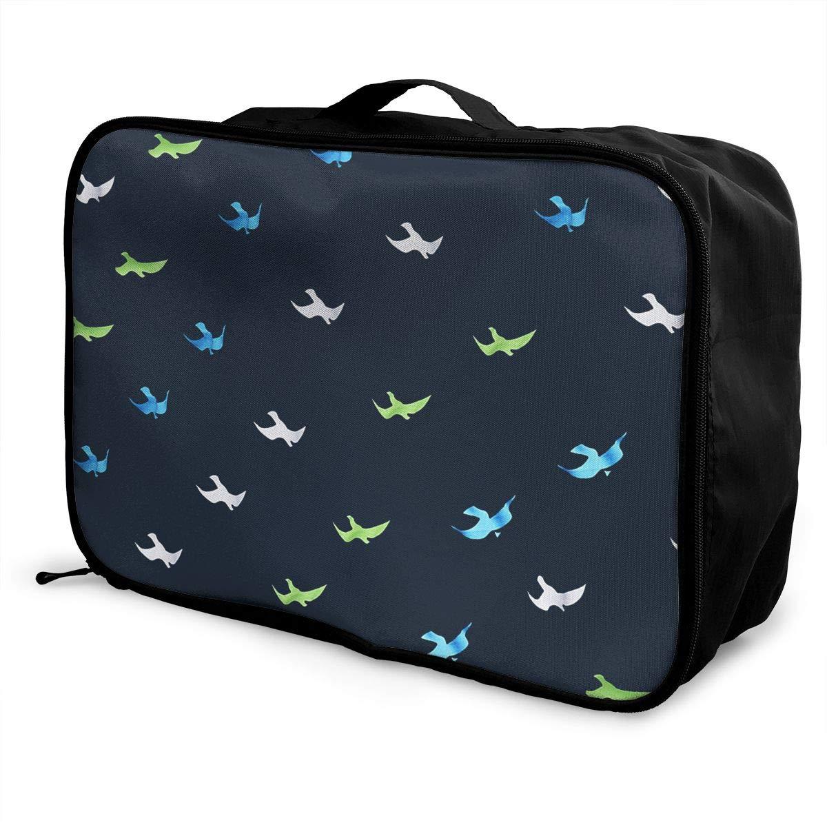 c399f14af553 Amazon.com: Seagull Travel Lightweight Large Capacity Portable ...