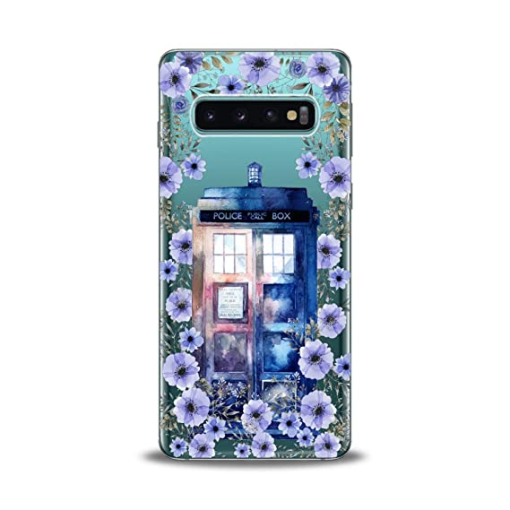 Doctor Who Soft Silicone Edge Phone Case For Samsung S5 S6 S6edge Plus S7 S7edge S8 S8plus S9 S9plus Note8 Note5 Note9 Case Cellphones & Telecommunications