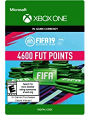 FIFA 19: ULTIMATE TEAM FIFA POINTS 4600 - Xbox One [Digital Code]