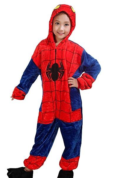 scarpe da ginnastica a buon mercato d7905 e750a Haroty Bambini Pajamas da Costume Halloween Camicie da Notte ...