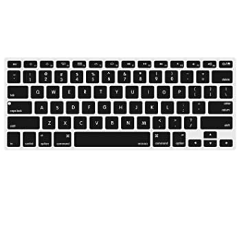 Mosiso Keyboard Cover Compatible Macbook Pro 13 Inch 15 Inch With