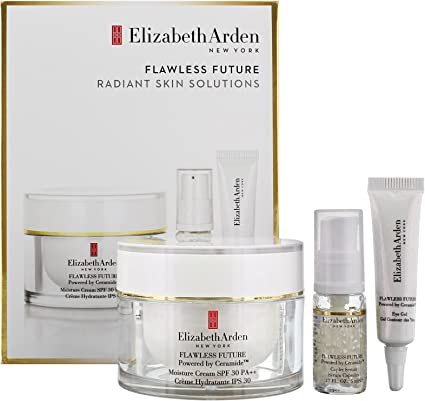 Elizabeth Arden Flawless Future Set de Cuidado Facial - 60 ml: Amazon.es: Belleza