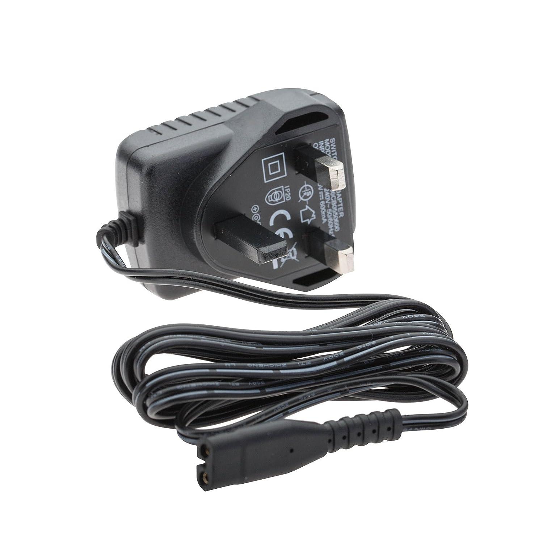 UK 18V plug MyVolts power adaptor compatible with Vax Handheld Vacuum Cleaner H85-GA-B10