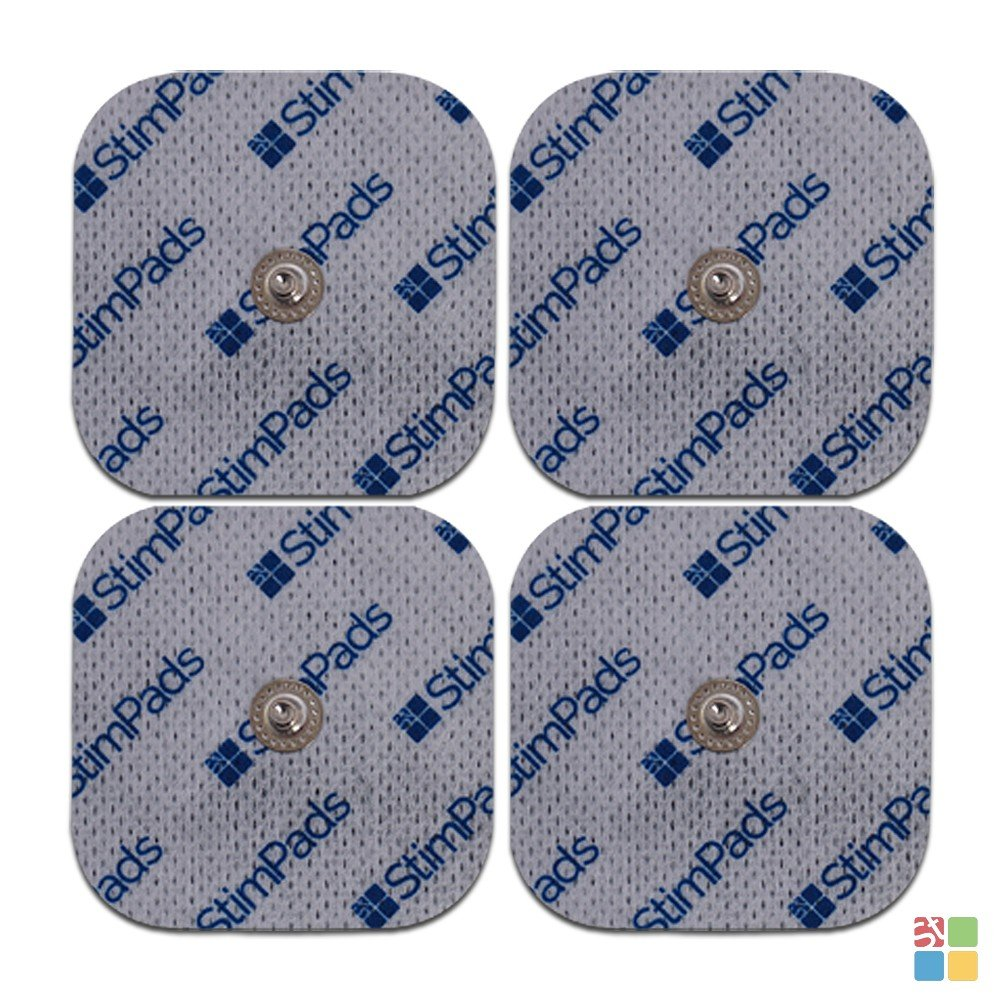 Compex Electrodos Pack de x Xmm electrodos de alto rendimiento y larga