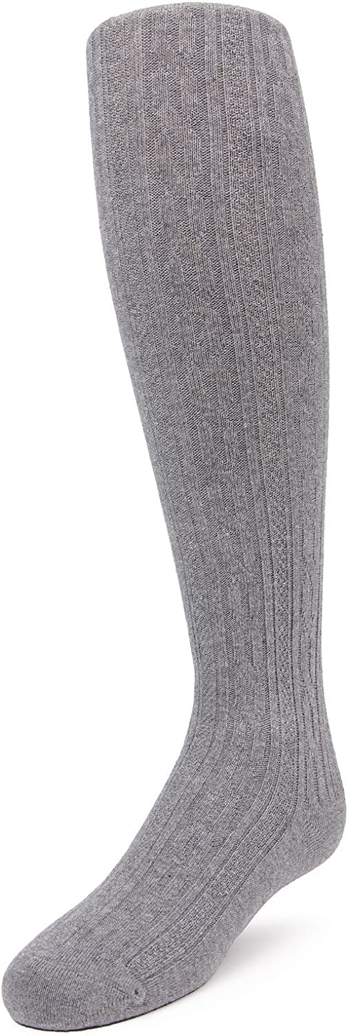 Kids Cotton Tights Sweater Tights MeMoi Kids Cable Knit Tights