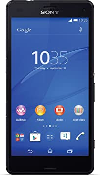 Sony Xperia Z3 Compact - Smartphone (11,68 cm (4.6