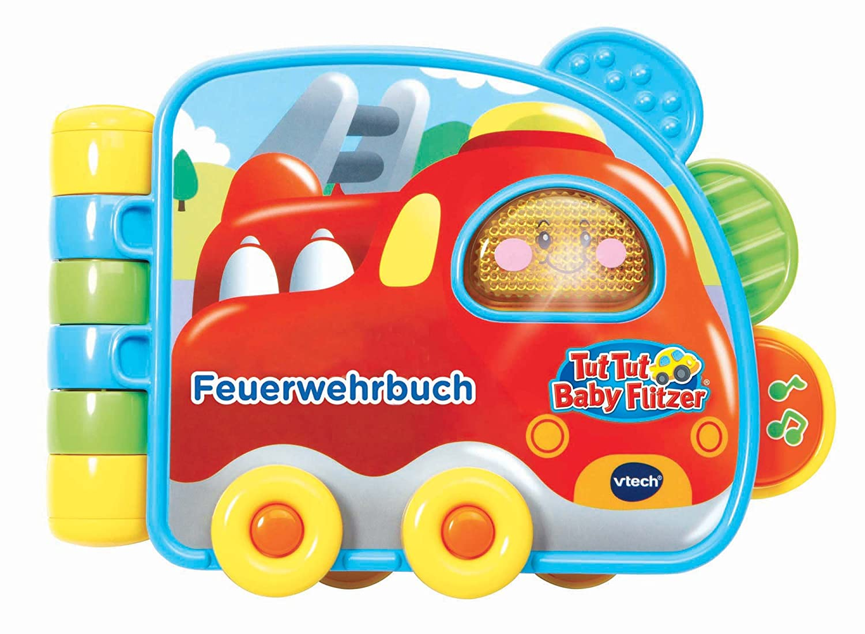 Hace es 502004 80 FeuerwehrbuchAmazon Vtech Baby Flitzer n0wOymN8vP