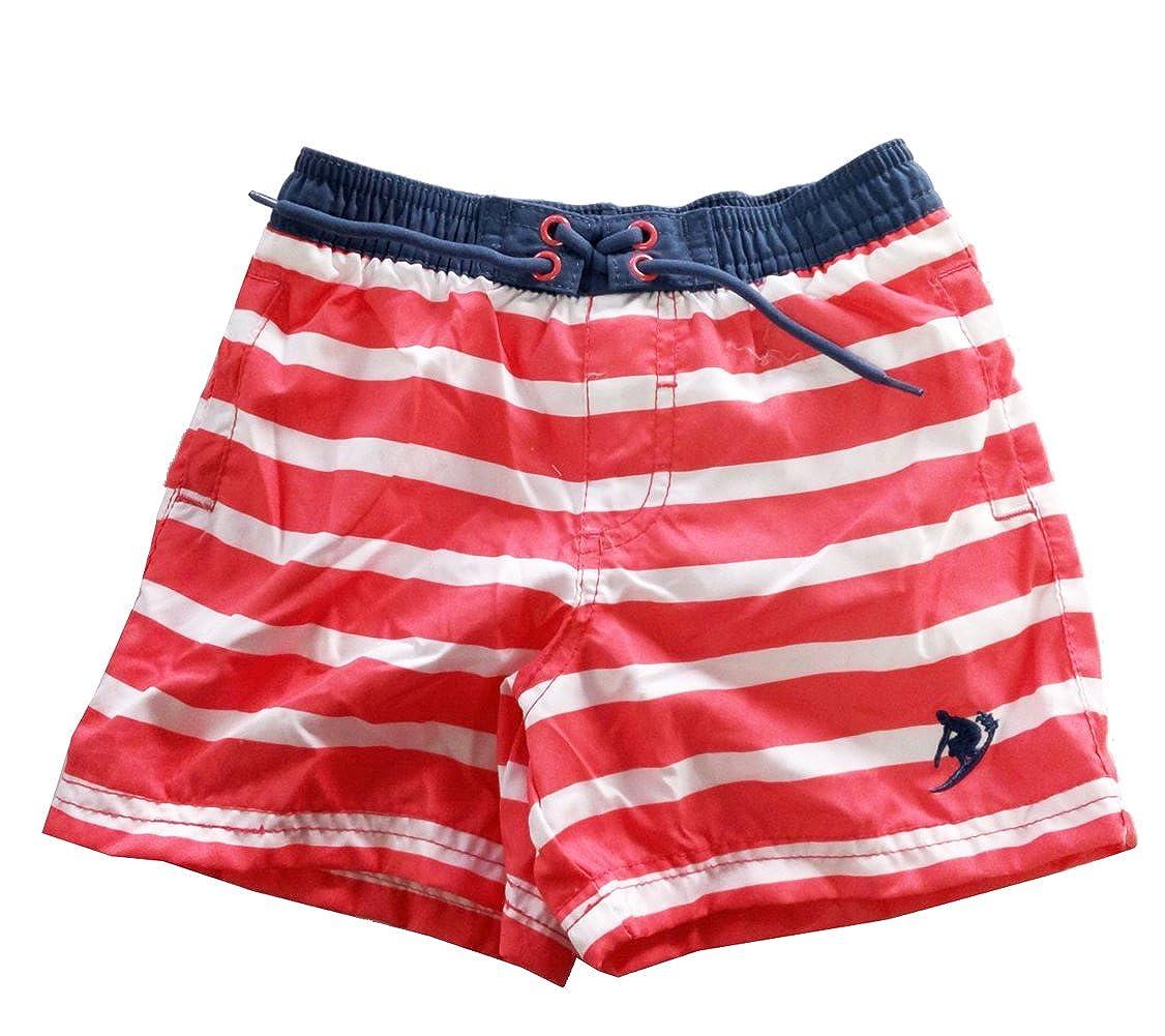 Infant Boys Trunks Striped Beach Swimwear Swim Short