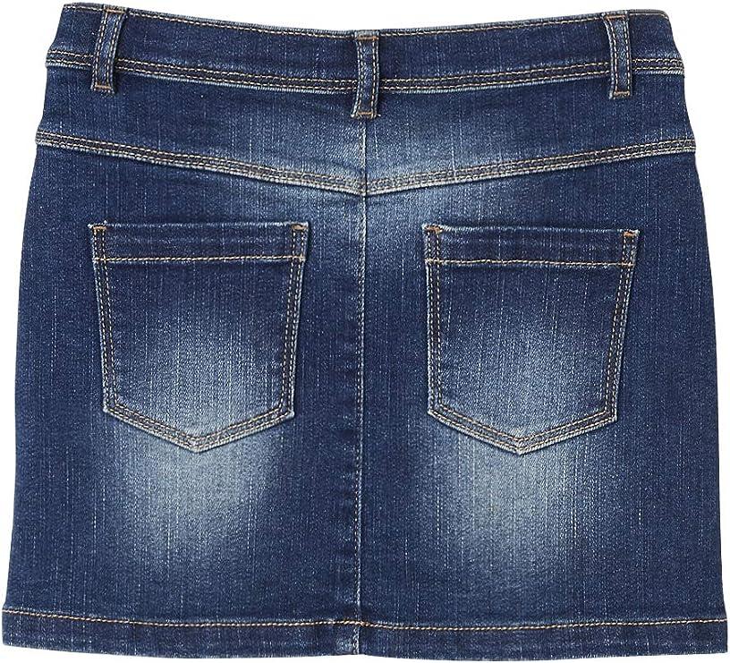 Vertbaudet Jeansrock für Mädchen, 5 Pocket