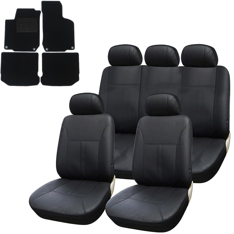 Autositzbezüge Sitzbezug Schonbezug Schonbezüge für VW ohne Seitenairbag AS7313
