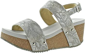 5b4f1cc99006 VOLATILE Women s Summerlove Wedge Sandal
