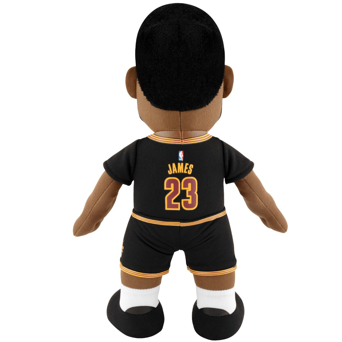 official photos 1cca5 038ba NBA Cleveland Cavaliers Lebron James 10-inch Plush Figure ...