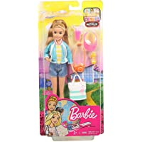 Barbie Travel Stacie Doll, Fwv16