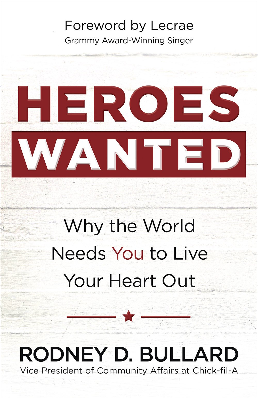 Heroes Wanted: Why the World Needs You to Live Your Heart Out pdf