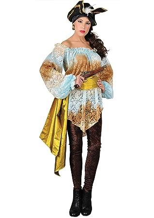 Stamco Disfraz Pirata Elsa: Amazon.es: Juguetes y juegos