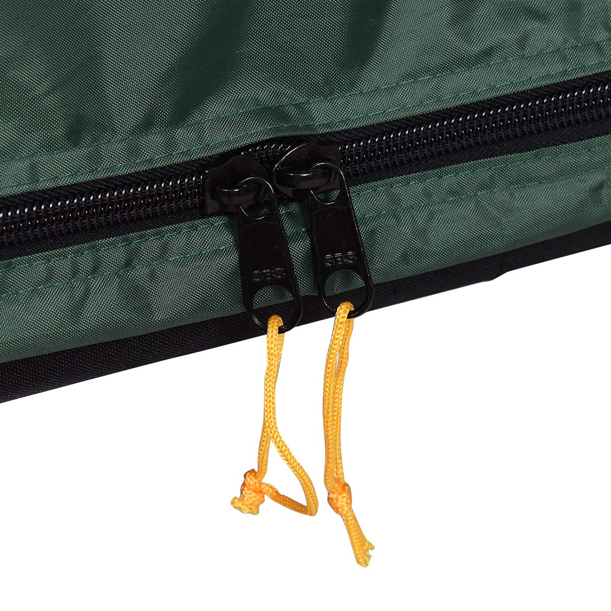 GYMAX Tent Cot, 1 Person Foldable Camping Waterproof Shelter with Window Carry Bag by GYMAX (Image #7)
