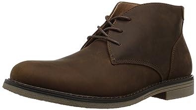 f58dd60041d630 Nunn Bush Men Lancaster Chukka Boot