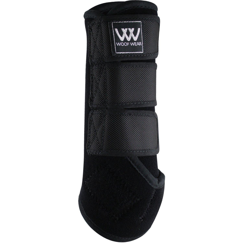 Woof Wear Dressage Exercise Wrap Medium Black