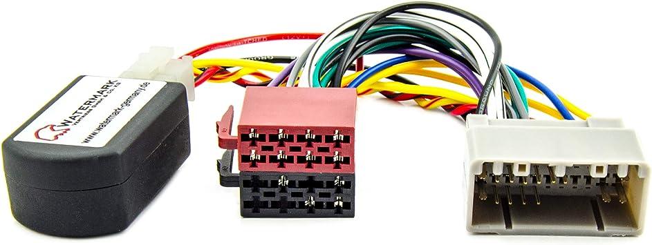 Watermark Vertriebs Gmbh Co Kg Radio Adapter Can Bus Für Chrysler Dodge Jeep Bis 2009 Auto