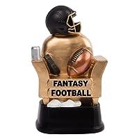 Fantasía sofá Trofeo de fútbol (Oro Couch)
