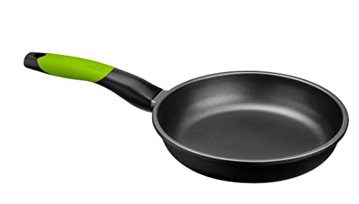 BRA PRIOR - Sartén de 32 cm, aluminio fundido con antiadherente Teflon Classic, apta para todo tipo de cocinas incluida inducción y horno.Libre de ...