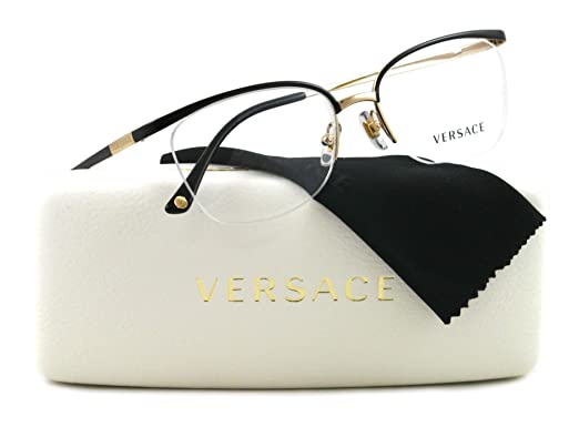 7dce9df96384 Versace Rimless sunglasses (VE1188)  Amazon.in  Clothing   Accessories