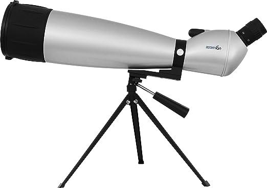 2 opinioni per Cannocchiale Zoomion Wolf 33-400x100 mm, cannocchiale zoom con treppiede da