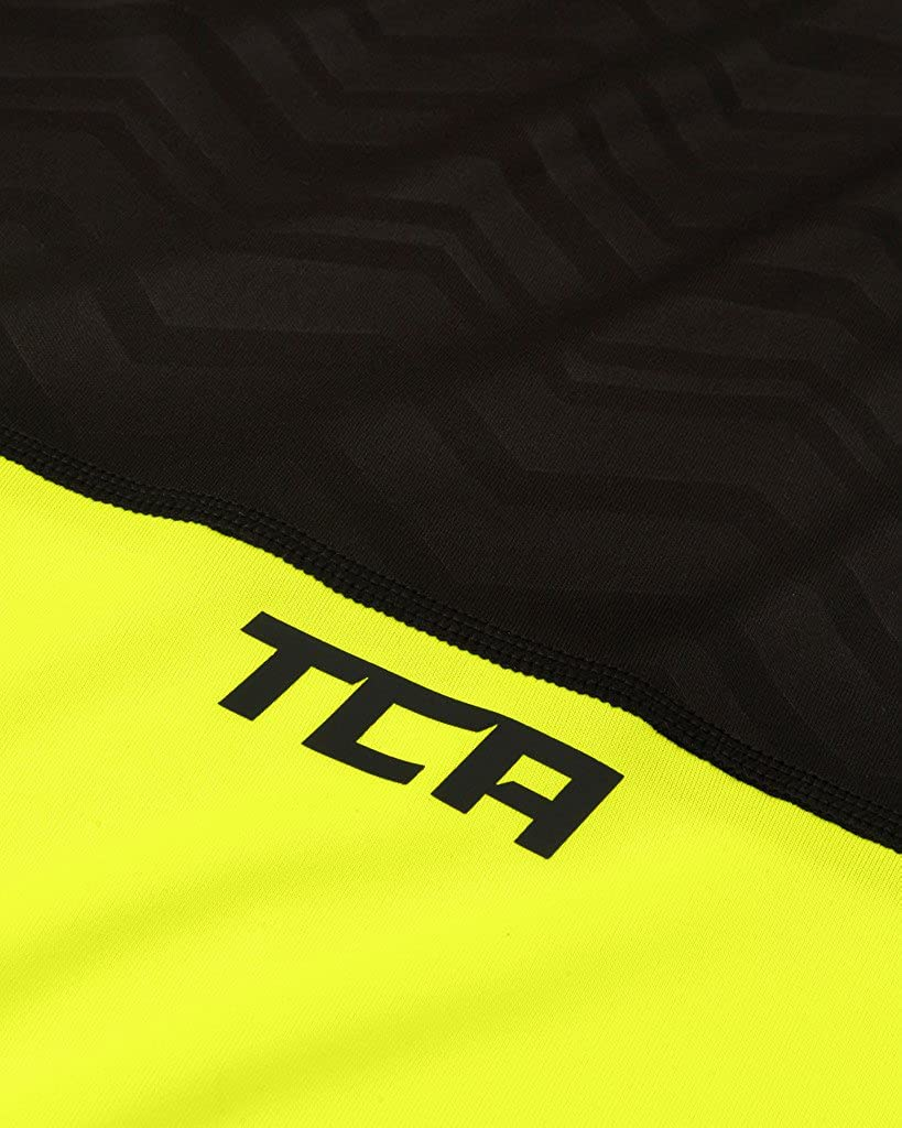 Yellow Be Novel In Design Clothing & Accessories Tca Hazard Mens Running Vest Men's Clothing