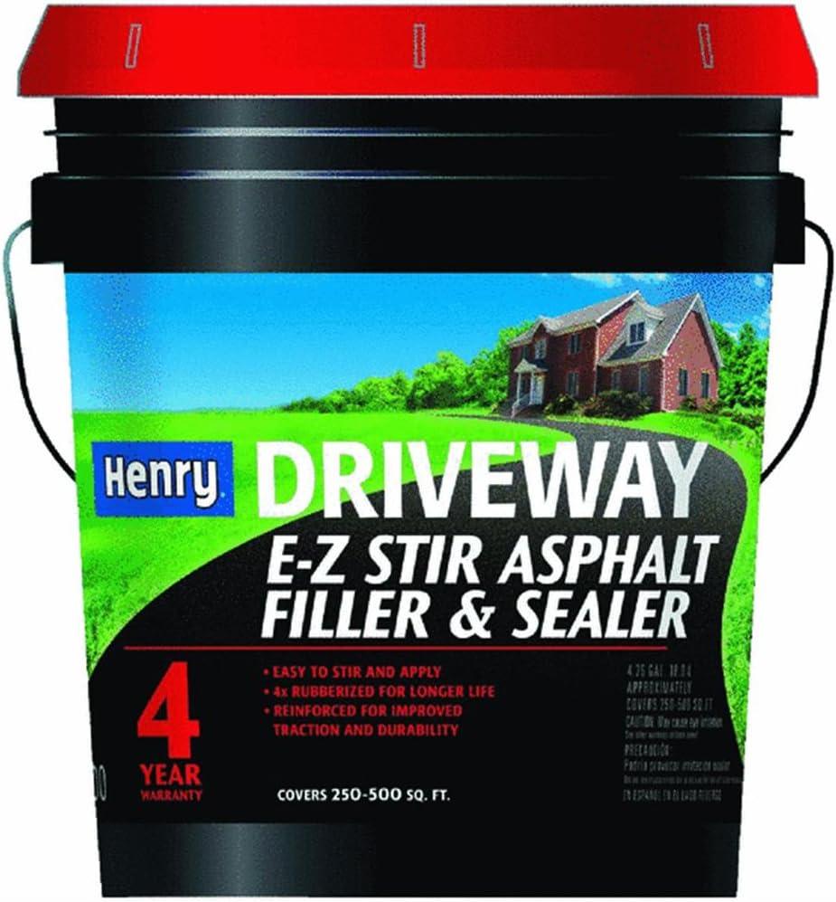 Henry E-Z Stir Driveway Asphalt Filler/Sealer