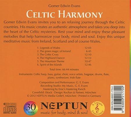 Celtic Harmony (2117), Eine wundervolle Musikreise durch