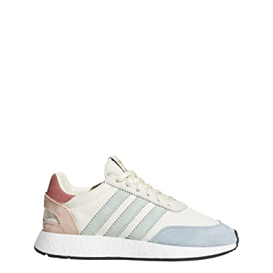 big sale 23263 43bef Amazon.com   adidas Originals Unisex I-5923 Runner Pride Sneakers White in  Size US 10 Men   11 Women   Fashion Sneakers