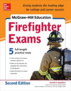 Barron's Firefighter Candidate Exams (Barron's Firefighter