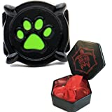 Cat Noir ring costume. US size 5,6,7,8.Glow in the dark. Inspired by Miraculous Lady Bug